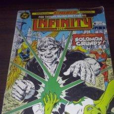 Cómics: COMIC INFINITY INC CRISIS Nº 20 ZINCO DC. Lote 96961171