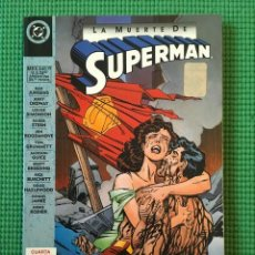 Cómics: LA MUERTE DE SUPERMAN - EDITORIAL VID - EDICIÓN MEXICANA. Lote 97002451