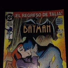 Comics: BATMAN Nº 13 EL REGRESO DE TALIA EL ESTADO ES NORMAL . Lote 97003395