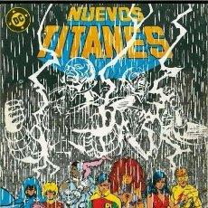 Cómics: NUEVOS TITANES - RETAPADO ZINCO 1984. Lote 97085147