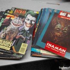 Cómics: LEYENDAS DE BATMAN / COMPLETA 44 NÚMEROS + 3 ESPECIALES / DC - ZINCO. Lote 109238652