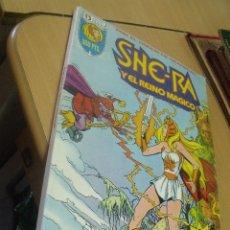 Cómics: SHE-RA Y EL REINO MAGICO RETAPADO Nº 1 CONTIENE LOS NUMEROS 1-2-3-4-5-6. Lote 97315367