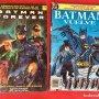 BATMAN VUELVE Y BATMAN FOREVER DC CÓMICS