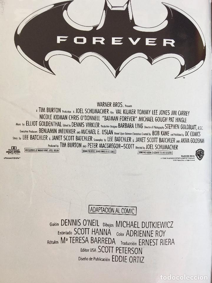 Cómics: Batman vuelve y Batman forever dc cómics - Foto 3 - 177741728