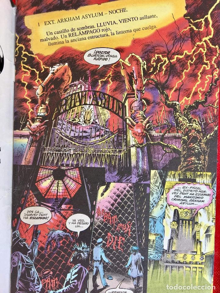 Cómics: Batman vuelve y Batman forever dc cómics - Foto 4 - 177741728