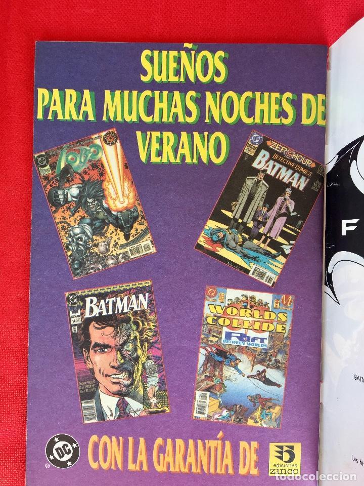 Cómics: Batman vuelve y Batman forever dc cómics - Foto 7 - 177741728
