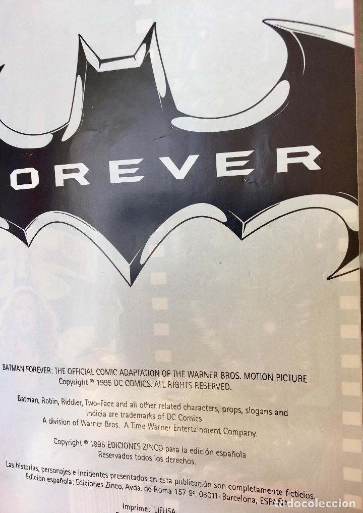 Cómics: Batman vuelve y Batman forever dc cómics - Foto 8 - 177741728