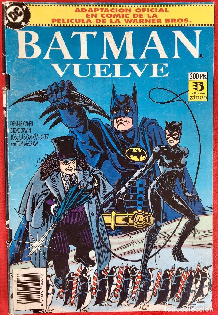 Cómics: Batman vuelve y Batman forever dc cómics - Foto 9 - 177741728