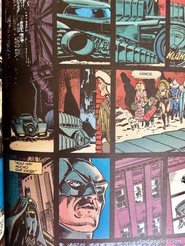 Cómics: Batman vuelve y Batman forever dc cómics - Foto 13 - 177741728