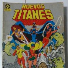 Cómics: NUEVOS TITANES VOL.1 LOTE NUMEROS EDITORIAL ZINCO. Lote 97388236