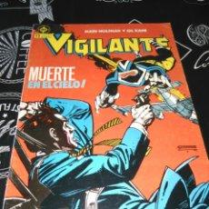 Cómics: VIGILANTE DC ZINCO VER FOTOS Y DESCRIPCIÓN. Lote 149663417