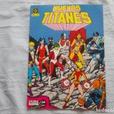 Cómics: NUEVOS TITANES Nº 21 VOL-1. ZINCO. Lote 97452431