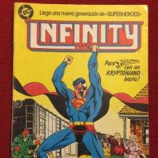 Cómics: COMIC EDICIONES ZINCO INFINITY INC Nº5.. Lote 97503371