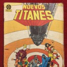 Cómics: COMIC EDICIONES ZINCO NUEVOS TITANES Nº 10.. Lote 97503555
