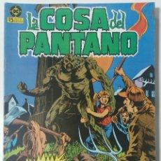 Cómics: LA COSA DEL PANTANO VOLUMEN 1 COMPLETA ED.ZINCO. Lote 97524172