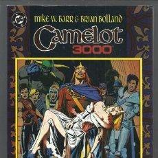 Cómics: CAMELOT 3000, 1993, ZINCO, TOMO RECOPILATORIO, MUY BUEN ESTADO. Lote 263069565