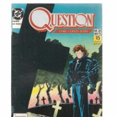 Comics: QUESTION. Nº 30. DC/ZINCO. (RF.MA)C/15. Lote 97780735