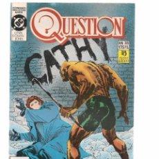 Comics: QUESTION. Nº 33. DC/ZINCO. (RF.MA)C/15. Lote 97780879