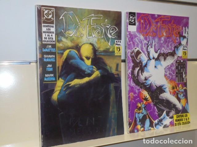 DR FATE COMPLETA 9 NUMS. EN 2 TOMOS RETAPADOS - ZINCO OFERTA (Tebeos y Comics - Zinco - Retapados)