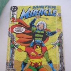 Cómics: MISTER MIRACLE - OBRA COMPLETA - NUMEROS 1 AL 8 ZINCO C28. Lote 97847767