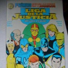 Cómics: LIGA DE LA JUSTICIA #1 (ZINCO, 1988). Lote 97898039