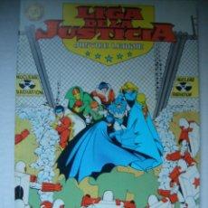 Cómics: LIGA DE LA JUSTICIA #3 (ZINCO, 1988). Lote 97899527