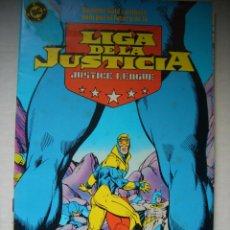 Cómics: LIGA DE LA JUSTICIA #4 (ZINCO, 1988). Lote 97899819