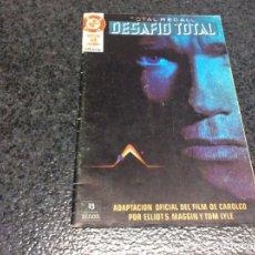 Cómics - DESAFIO TOTAL , ADAPTACIÓN OFICIAL DEL FILM - 98047375
