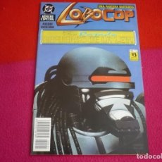 Cómics: LOBOCOP EL RAJADO REFUERZO DE LA LEY ( ALAN GRANT ) ¡MUY BUEN ESTADO! LOBO ZINCO DC. Lote 98111647