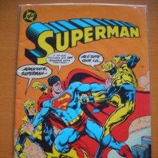 Cómics: SUPERMAN #30 (ZINCO, 1989). Lote 78120165