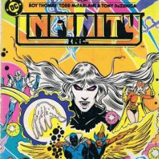 Cómics: INFINITY INC Nº 10 . Lote 98534235