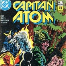 Cómics: CAPITAN ATOM Nº 7. Lote 98534447