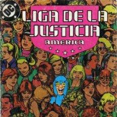Cómics: LIGA DE LA JUSTICIA AMERICA Nº 23 . Lote 98552255