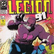 Cómics: LEGION 91 Nº 4. Lote 98552311