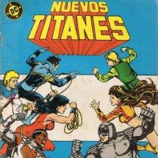 Cómics: NUEVOS TITANES Nº 39 . Lote 98552663