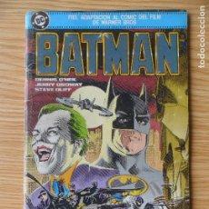 Cómics: BATMAN - ADAPTACIÓN AL COMIC DEL FILM DE WARNER BROS - ESPECIAL ZINCO. Lote 98646003