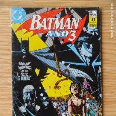 Cómics: BATMAN AÑO 3 Nº 1 -L ZINCO. Lote 98646275