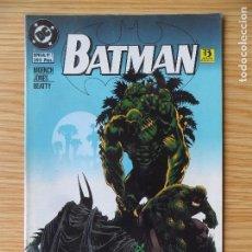 Cómics: BATMAN ESPECIAL Nº 1 -L ZINCO. Lote 98646359
