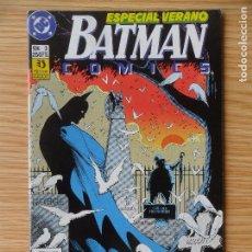 Cómics: BATMAN COMICS ESPECIAL VERANO - ZINCO. Lote 98646507