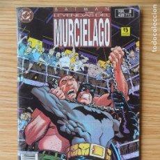 Cómics: BATMAN - LEYENDAS DEL MURCIÉLAGO Nº 2 - ESPECIAL ZINCO. Lote 98646719