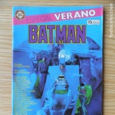 Cómics: BATMAN - ESPECIAL VERANO 1986 - ZINCO. Lote 98646827