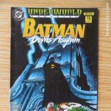 Cómics: BATMAN - DEVILS ASYLUM - UNDERWORLD ESPECIAL - ZINCO. Lote 98646907