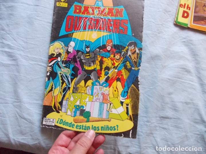 Cómics: Batman y Los Outsiders nº 6. Zinco - Foto 2 - 98755671