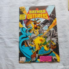 Cómics: BATMAN Y LOS OUTSIDERS Nº 16. ZINCO. Lote 98756427