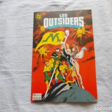 Cómics: BATMAN Y LOS OUTSIDERS Nº 25. ZINCO. Lote 98757563