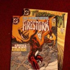 Cómics: FIRESTORM DE DC PREMIERE 9 Y 10 - ZINCO. Lote 98802639