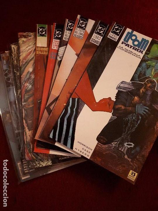OFERTA DOOM PATROL PRIMERA EDICIÓN COMPLETA! ZINCO + PLANETA - PATRULLA CONDENADA (Tebeos y Comics - Zinco - Patrulla Condenada)