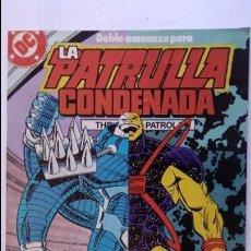 Cómics: LA PATRULLA CONDENADA, Nº 11. Lote 99198851