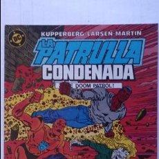 Cómics: LA PATRULLA CONDENADA, Nº 6. Lote 99198867