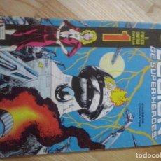 Cómics: COMIC DC ZINCO LA LEGION DE SUPER HEROES Nº 1. Lote 99208083